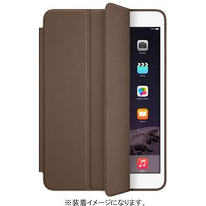 APPLE iPad mini Smart Case ブラウン MGMN2FE/A|excellar