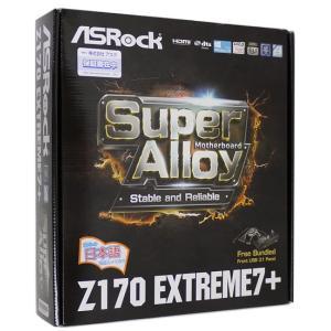 ASRock製 ATXマザーボード■Z170 Extreme7+■LGA1151■未開封|excellar