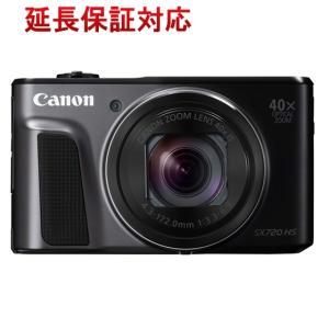 Canon製 PowerShot SX720 HS ブラック 2030万画素|excellar