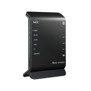 NEC製■無線LANルータ(親機単体)■PA-WF1200HP2■未開封【ゆうパケット不可】