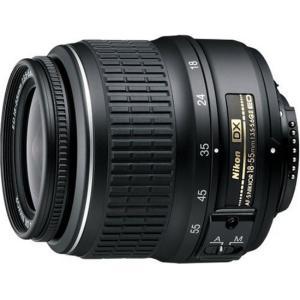 AF-S DX Zoom-Nikkor 18-55mm f/3.5-5.6G ED II★訳あり●新品【訳あり】