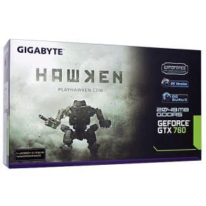 GIGABYTE製グラボ■GV-N760OC-2GD/HW■PCIExp 2GB■未開封|excellar