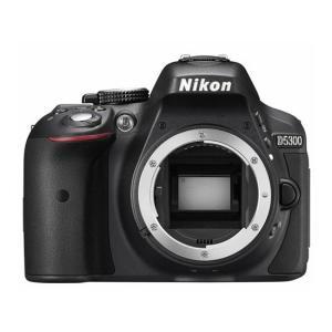 Nikon★デジタル一眼レフ D5300 ボディ D5300BK◆ワケあり●新品【訳あり】
