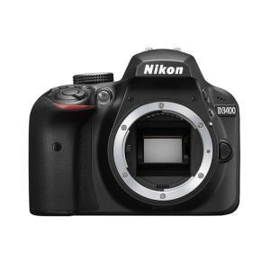 【新品訳あり(欠品あり)】 Nikon 一眼レフカメラ D3400 ボディ ブラック 欠品あり excellar