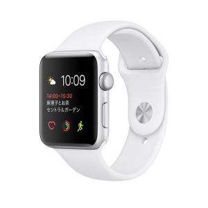 APPLE■Apple Watch Series 2 42mm MNT22J/A■ホワイト■未開封