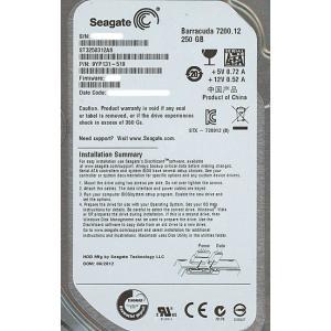 SEAGATE製HDD ST3250312AS 250GB SATA600 7200|excellar