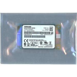 東芝製 mSATA SSD THNSNJ128GMCU 128GB|excellar