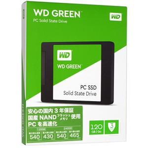 Western Digital製■内蔵SSD 120GB WD Green■WDS120G1G0A■新品未開封【ゆうパケット不可】|excellar