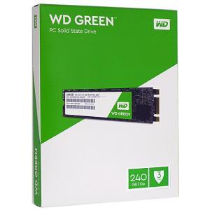 Western Digital製 内蔵SSD 240GB WD Green WDS240G1G0B|excellar