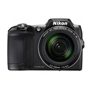 【商品名:】Nikon デジカメ COOLPIX L840 ブラック 1602万画素 / 【商品状態...