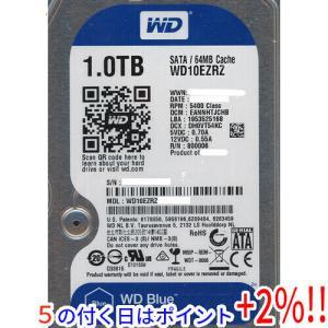 Western Digital製HDD WD10EZRZ 1TB SATA600 5400|excellar