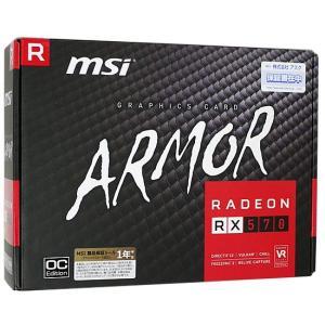 MSI製グラボ■Radeon RX 570 ARMOR 4G OC■PCIExp 4GB■新品未開封|excellar
