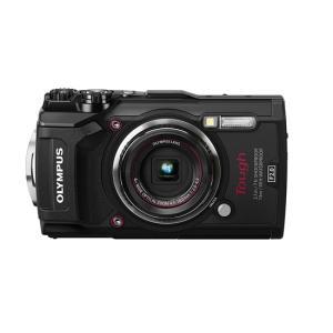 OLYMPUS 防水デジタルカメラ Tough TG-5 ブラック 1200万画素|excellar
