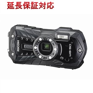 RICOH製 防水デジタルカメラ WG-50 ブラック/1600万画素|excellar