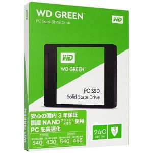 Western Digital製■内蔵SSD 240GB WD Green■WDS240G1G0A■新品未開封|excellar