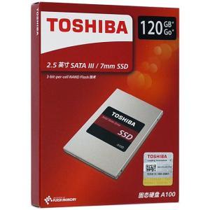 東芝製■2.5インチ SSD A100■THN-S101Z1200C8■120GB■新品未開封【ゆうパケット不可】|excellar