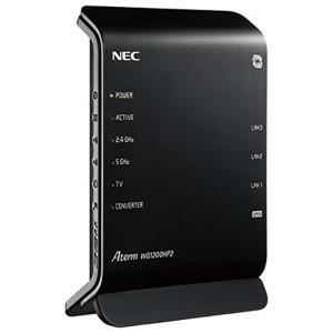 NEC製 無線LANルーター Aterm WG1200HP2 PA-WG1200HP2|excellar
