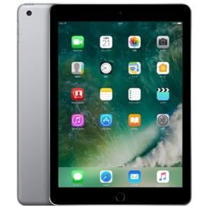 【キャッシュレスで5%還元】iPad Wi-Fi 32GB 2017 MP2F2J/A スペースグレイ|excellar