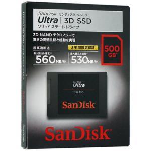 SANDISK Ultra 3D SSD 500GB SDSSDH3-500G-J25|excellar|02