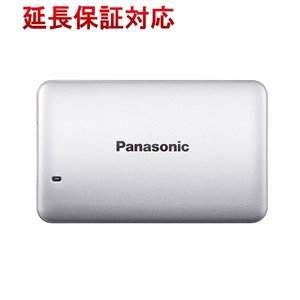 Panasonic 外付けポータブルSSD RP-SUD256P3 [シルバー] 256GB|excellar