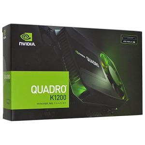 ELSA製■NVIDIA Quadro K1200 EQK1200-4GER■PCIExp 4GB■新品未開封|excellar