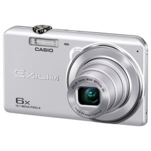 CASIO製 EXILIM EX-ZS29SR シルバー 1610万画素