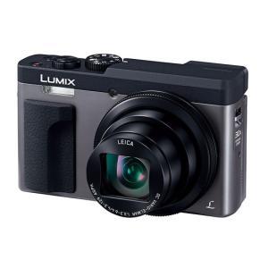 Panasonic LUMIX DC-TZ90-S シルバー/2030万画素|excellar
