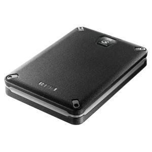 I-O DATA アイ・オー・データ ポータブルハードディスク HDPD-AUT500KB 500GB excellar