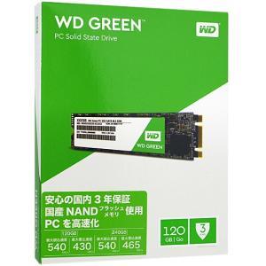 Western Digital製 内蔵SSD 120GB WD Green WDS120G1G0B|excellar