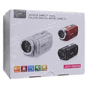 JOYEUX フルハイビジョンデジタルムービーカメラ JOY-D600WR レッド|excellar
