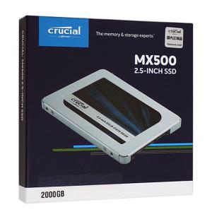 crucial 2.5インチ 内蔵型 SSD MX500 CT2000MX500SSD1/JP 2T...