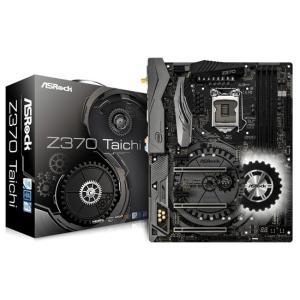 【キャッシュレスで5%還元】ASRock製 ATXマザーボード Z370 Taichi LGA115...