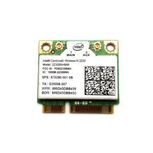 【バルク新品】 Intel デュアルバンド 無線LANカード 2230BNHMW|excellar