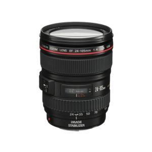 【新品訳あり(欠品あり)】 Canon ズームレンズ EF24-105mm F4L IS USM 欠品あり excellar
