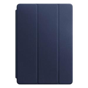 APPLE 10.5インチiPad Pro用 レザーSmart Cover MPUA2FE/A ミッドナイトブルー|excellar