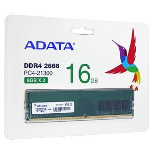ADATA AD4U266638G19-D DDR4 PC4-21300 8GB 2枚組 excellar