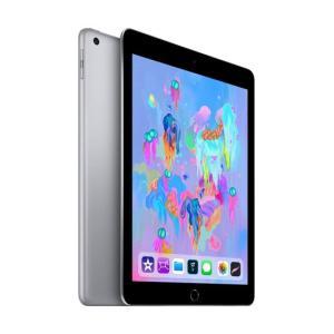 【キャッシュレスで5%還元】iPad 9.7インチ Wi-Fiモデル 128GB MR7J2J/A スペースグレイ|excellar
