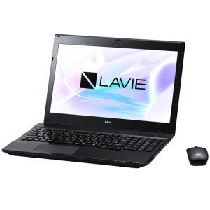 NEC LAVIE Smart NS(S) PC-SN276GRAB-1 クリスタルブラック excellar