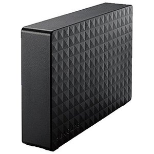 SEAGATE 外付けハードディスク SGD-MX020UBK ブラック 2TB excellar