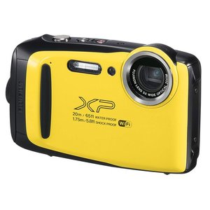 FUJIFILM デジタルカメラ FinePix XP130 イエロー/1640万画素|excellar
