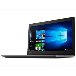 【キャッシュレスで5%還元】【中古】Lenovo製 ノートPC Ideapad 330 81DE01AEJP オニキスブラック 未使用|excellar