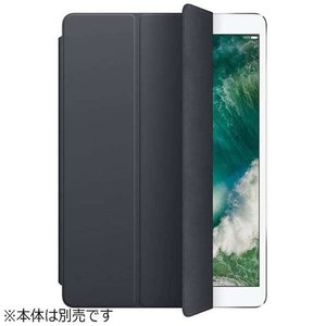【キャッシュレスで5%還元】APPLE 10.5インチiPad Pro用 Smart Cover MQ082FE/A チャコールグレイ|excellar