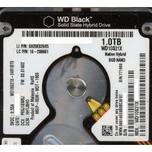 【キャッシュレスで5%還元】WesternDigital HDD 2.5inch WD10S21X 1TB 7mm|excellar