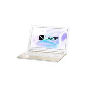 【新品訳あり(箱きず・やぶれ)】 NEC LAVIE Smart NS(B) PC-SN18CRSAB-4 シャンパンゴールド|excellar