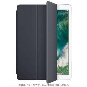 【キャッシュレスで5%還元】APPLE 12.9インチiPad Pro用 Smart Cover MQ0G2FE/A チャコールグレイ|excellar