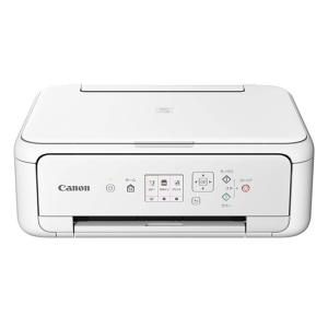 【新品訳あり(箱きず・やぶれ)】 Canon製 インクジェットプリンター PIXUS TS5130S ホワイト|excellar