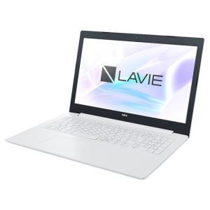 【キャッシュレスで5%還元】NEC LAVIE Smart NS PC-SN186JDAF-4 カームホワイト|excellar