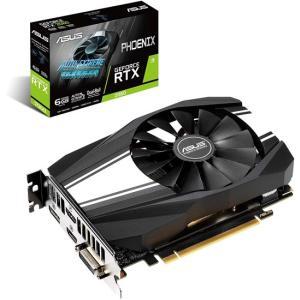 【キャッシュレスで5%還元】ASUSグラボ PH-RTX2060-6G PCIExp 6GB