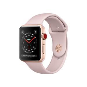 【キャッシュレスで5%還元】APPLE Apple Watch Series 3 GPS+Cellu...