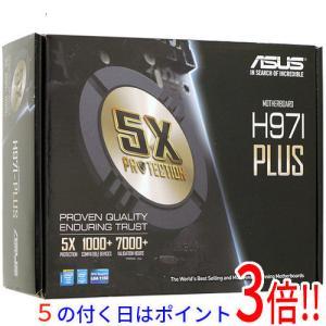 【中古】ASUS Mini-ITXマザーボード H97I-PLUS LGA1150 元箱あり excellar